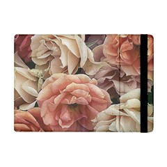 Great Garden Roses, Vintage Look  Ipad Mini 2 Flip Cases