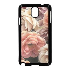 Great Garden Roses, Vintage Look  Samsung Galaxy Note 3 Neo Hardshell Case (black)