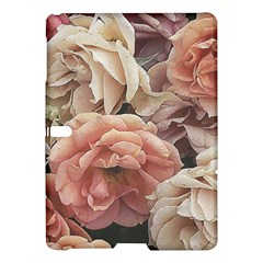 Great Garden Roses, Vintage Look  Samsung Galaxy Tab S (10 5 ) Hardshell Case  by MoreColorsinLife