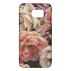 Great Garden Roses, Vintage Look  Galaxy S6