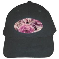 Great Garden Roses Pink Black Cap