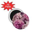 Great Garden Roses Pink 1.75  Magnets (10 pack)