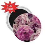 Great Garden Roses Pink 2.25  Magnets (100 pack)