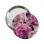 Great Garden Roses Pink 2.25  Handbag Mirrors