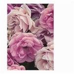 Great Garden Roses Pink Large Garden Flag (Two Sides)