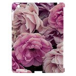 Great Garden Roses Pink Apple iPad 3/4 Hardshell Case (Compatible with Smart Cover)