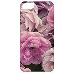 Great Garden Roses Pink Apple iPhone 5 Classic Hardshell Case