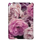 Great Garden Roses Pink Apple iPad Mini Hardshell Case (Compatible with Smart Cover)