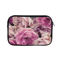 Great Garden Roses Pink Apple Ipad Mini Zipper Cases by MoreColorsinLife