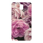 Great Garden Roses Pink Samsung Galaxy Note 3 N9005 Hardshell Back Case