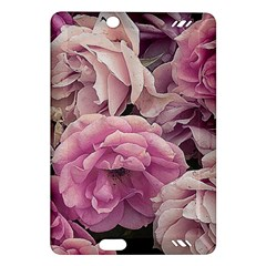 Great Garden Roses Pink Kindle Fire Hd (2013) Hardshell Case by MoreColorsinLife