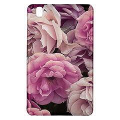 Great Garden Roses Pink Samsung Galaxy Tab Pro 8 4 Hardshell Case by MoreColorsinLife
