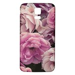 Great Garden Roses Pink Samsung Galaxy S5 Back Case (White)