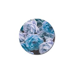 Great Garden Roses Blue Golf Ball Marker (10 Pack)