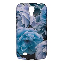 Great Garden Roses Blue Samsung Galaxy Mega 6 3  I9200 Hardshell Case