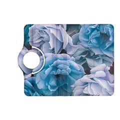 Great Garden Roses Blue Kindle Fire Hd (2013) Flip 360 Case