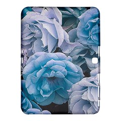 Great Garden Roses Blue Samsung Galaxy Tab 4 (10 1 ) Hardshell Case