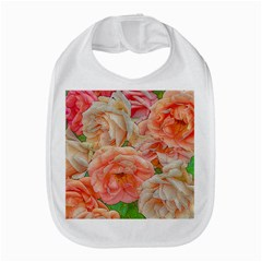Great Garden Roses, Orange Bib by MoreColorsinLife