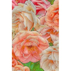 Great Garden Roses, Orange 5 5  X 8 5  Notebooks