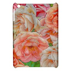 Great Garden Roses, Orange Apple Ipad Mini Hardshell Case