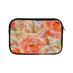 Great Garden Roses, Orange Apple Ipad Mini Zipper Cases by MoreColorsinLife