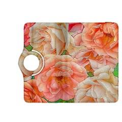 Great Garden Roses, Orange Kindle Fire Hdx 8 9  Flip 360 Case