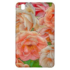 Great Garden Roses, Orange Samsung Galaxy Tab Pro 8 4 Hardshell Case