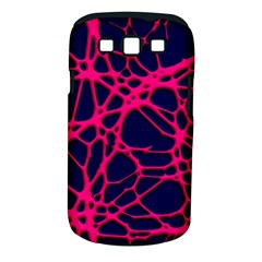 Hot Web Pink Samsung Galaxy S Iii Classic Hardshell Case (pc+silicone) by ImpressiveMoments