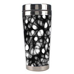 Chaos Decay Stainless Steel Travel Tumblers by KirstenStar