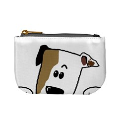 Peeping Bulldog Mini Coin Purses by TailWags