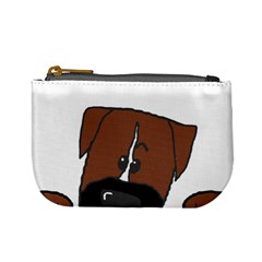 Peeping Boxer Mini Coin Purses by TailWags