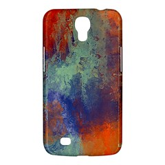 Abstract In Green, Orange, And Blue Samsung Galaxy Mega 6 3  I9200 Hardshell Case by theunrulyartist