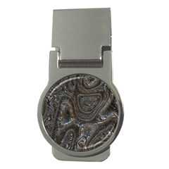 Brilliant Metal 2 Money Clips (round)  by MoreColorsinLife