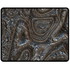 Brilliant Metal 2 Fleece Blanket (medium)