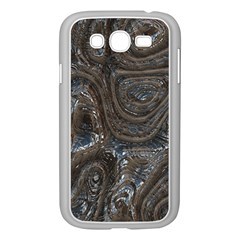 Brilliant Metal 2 Samsung Galaxy Grand Duos I9082 Case (white) by MoreColorsinLife