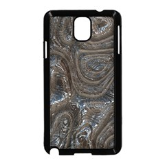 Brilliant Metal 2 Samsung Galaxy Note 3 Neo Hardshell Case (black) by MoreColorsinLife