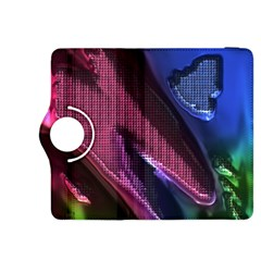 Colorful Broken Metal Kindle Fire HDX 8.9  Flip 360 Case by MoreColorsinLife