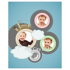 Kids By Anita   Drawstring Bag (small)   Kn140rr5hn03   Www Artscow Com Front