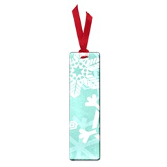 Snowflakes 3  Small Book Marks by theimagezone