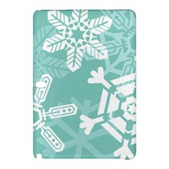 Snowflakes 3  Samsung Galaxy Tab Pro 12 2 Hardshell Case by theimagezone