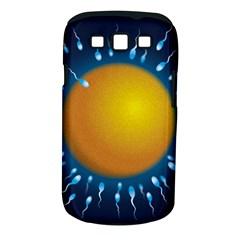 Sperm Fertilising Egg  Samsung Galaxy S III Classic Hardshell Case (PC+Silicone) by ScienceGeek