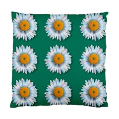 Daisy Pattern  Standard Cushion Cases (two Sides)  by theimagezone