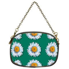 Daisy Pattern  Chain Purses (two Sides)  by theimagezone
