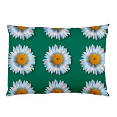 Daisy Pattern  Pillow Cases (two Sides) by theimagezone