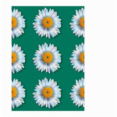 Daisy Pattern  Small Garden Flag (two Sides)