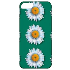 Daisy Pattern  Apple Iphone 5 Classic Hardshell Case by theimagezone