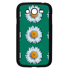 Daisy Pattern  Samsung Galaxy Grand Duos I9082 Case (black) by theimagezone