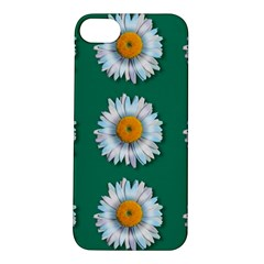 Daisy Pattern  Apple Iphone 5s Hardshell Case by theimagezone