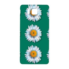 Daisy Pattern  Samsung Galaxy Alpha Hardshell Back Case by theimagezone