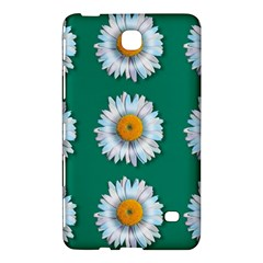 Daisy Pattern  Samsung Galaxy Tab 4 (8 ) Hardshell Case  by theimagezone